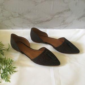 Southern Proper Shoes - NIB Southern Proper tweed flats